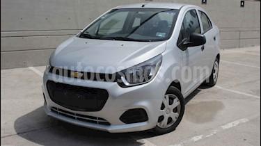 Chevrolet Beat 5p LT L4/1.2 Man usado (2018) color Plata precio $138,000