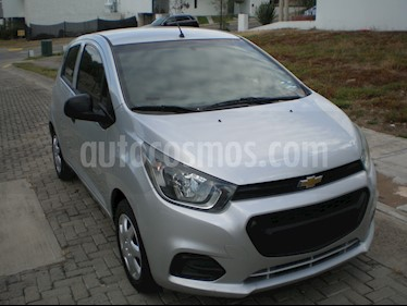 Chevrolet Beat LT Sedan usado (2018) color Plata Metalico precio $126,200