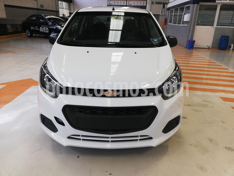 Chevrolet Beat LT usado (2019) color Blanco precio $168,000