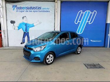 Chevrolet Beat 5p LT L4/1.2 Man usado (2019) color Azul precio $65,000