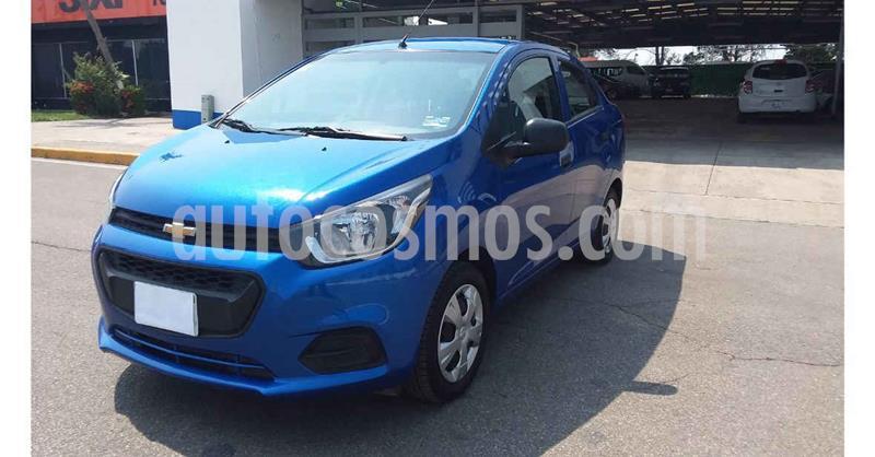 Chevrolet Beat LT Sedan usado (2019) color Azul precio $134,800