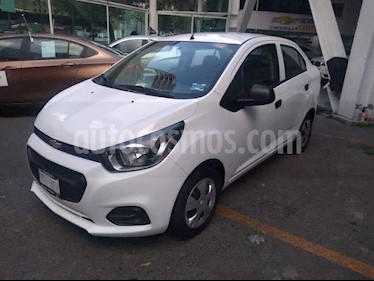 Chevrolet Beat 4p NB LT L4/1.2 Man usado (2019) color Blanco precio $155,000