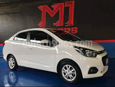 Chevrolet Beat LTZ Sedan usado (2018) color Blanco precio $155,000