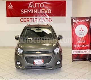 Chevrolet Beat LTZ usado (2018) color Gris Titanio precio $149,000