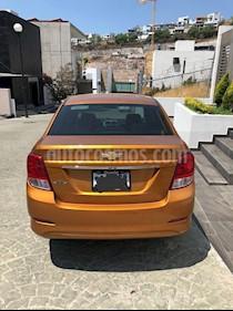 Chevrolet Beat LTZ Sedan usado (2018) color Naranja precio $160,000