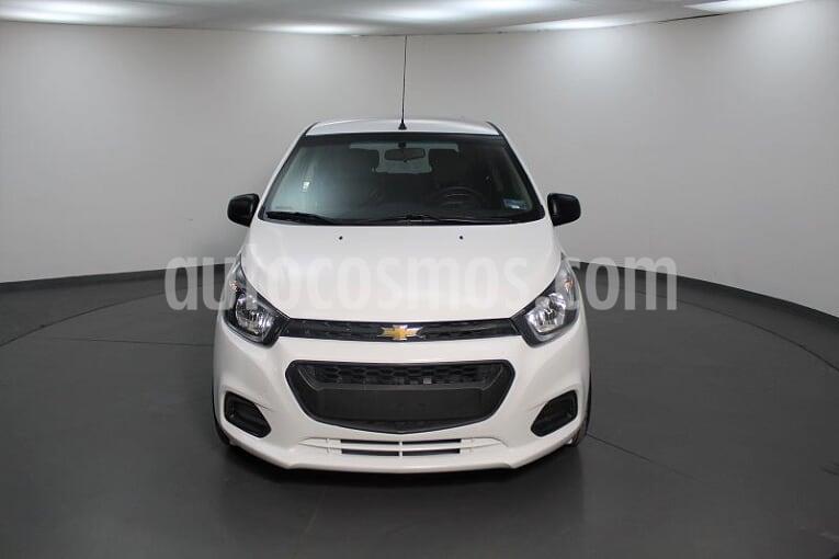Chevrolet Beat LT usado (2018) color Blanco precio $125,500
