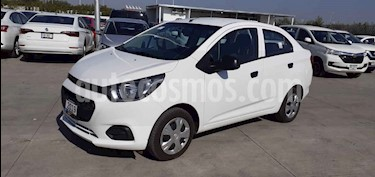 Chevrolet Beat LT Sedan usado (2019) color Blanco precio $138,900