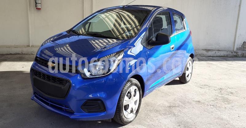 Chevrolet Beat LT usado (2020) color Azul precio $143,900