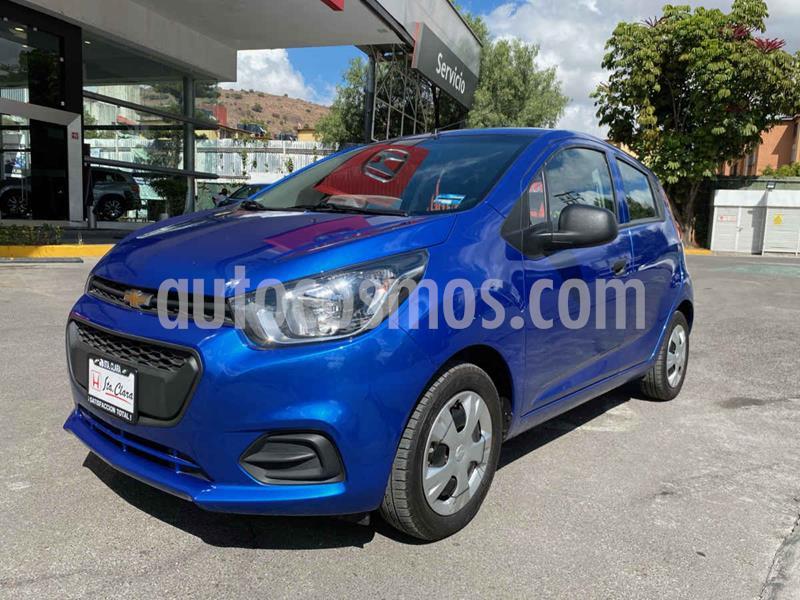 Chevrolet Beat LT Sedan usado (2020) color Azul precio $167,000