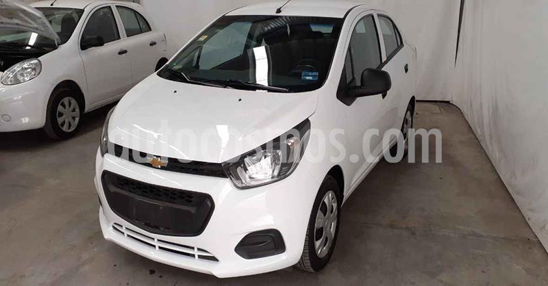 Foto Chevrolet Beat LT usado (2020) color Blanco precio $146,900