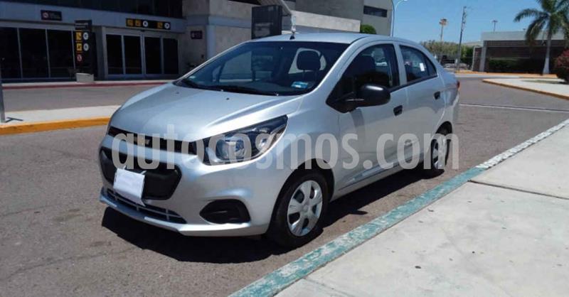 Chevrolet Beat LT Sedan usado (2020) color Plata precio $149,900