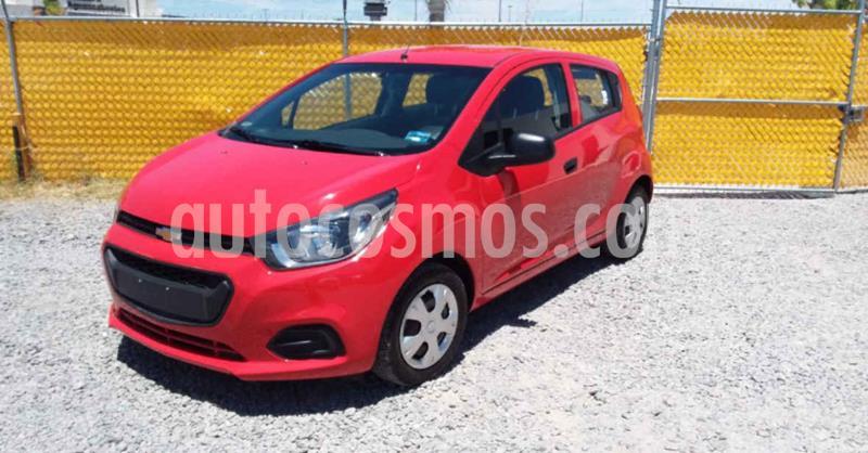 Chevrolet Beat LT usado (2020) color Rojo precio $142,900