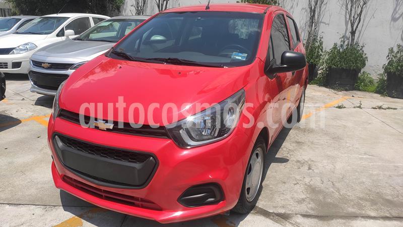 Chevrolet Beat LS usado (2018) color Rojo precio $109,900