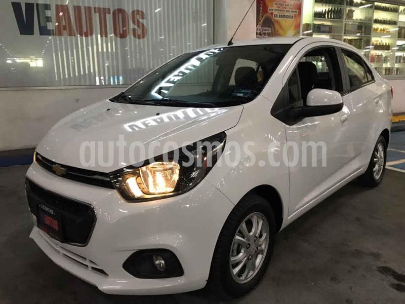 Chevrolet Beat LTZ Sedan usado (2020) color Blanco precio $189,000