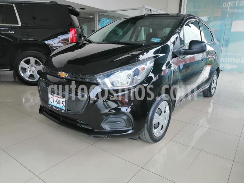 Chevrolet Beat LT Sedan usado (2018) color Negro precio $145,000