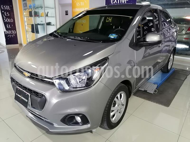 Chevrolet Beat LTZ Sedan usado (2018) color Cafe precio $172,000