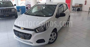 Chevrolet Beat LT usado (2020) color Blanco precio $146,900