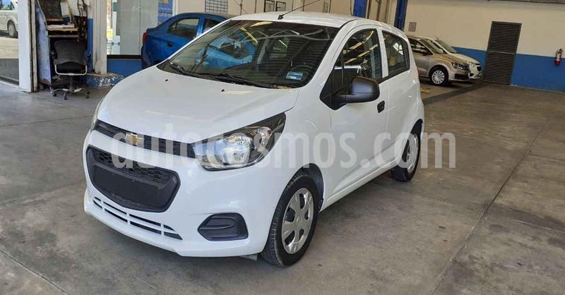 Chevrolet Beat LT usado (2020) color Blanco precio $139,900