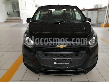 Foto Chevrolet Beat 4P NB LT L4/1.2 MAN usado (2018) color Negro precio $147,000