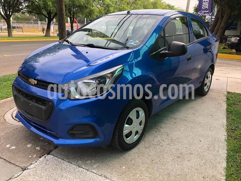 Chevrolet Beat LT Sedan usado (2018) color Azul Electrico precio $159,000