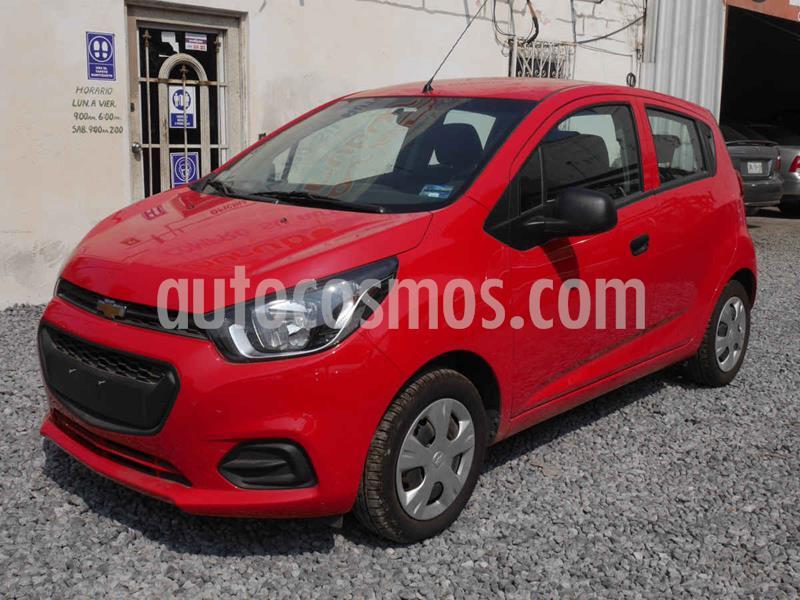 Chevrolet Beat Notchback LS Sedan usado (2020) color Rojo precio $165,000