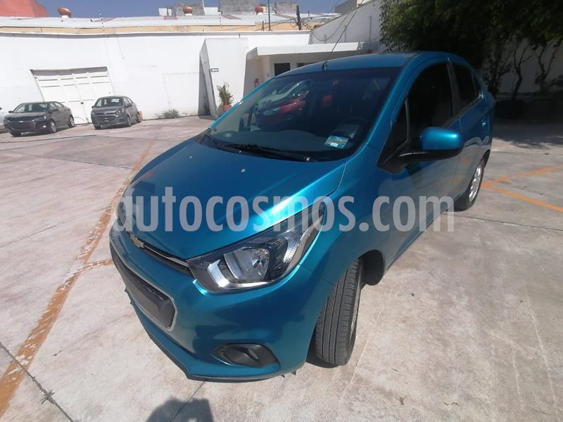 Chevrolet Beat LTZ Sedan usado (2019) color Azul precio $169,000