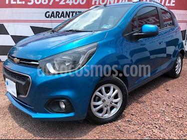 Chevrolet Beat LTZ usado (2019) color Azul Denim precio $165,000