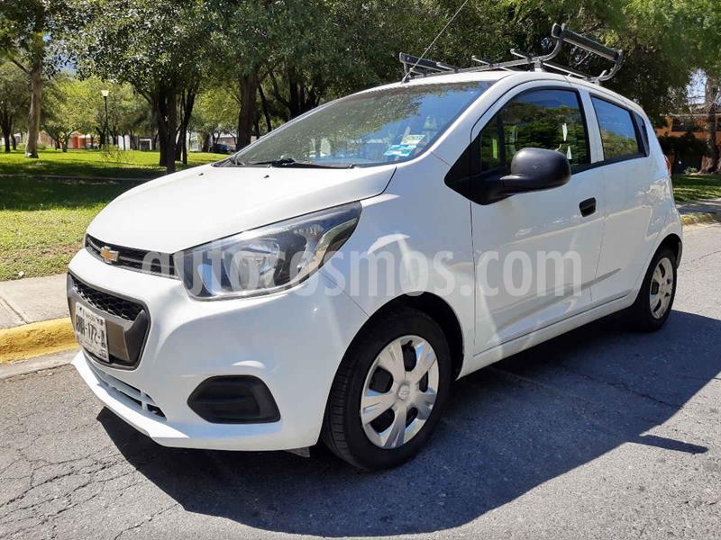 Chevrolet Beat LT usado (2018) color Blanco precio $125,000