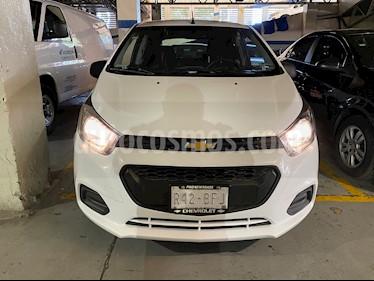 Chevrolet Beat LT usado (2020) color Blanco precio $156,900