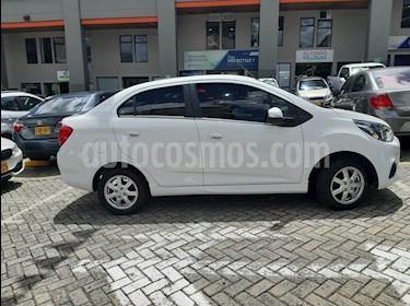Foto venta Carro usado Chevrolet Beat Premier (2019) color Blanco Galaxia precio $35.000.000