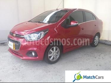Foto venta Carro usado Chevrolet Beat Premier (2019) color Rojo Velvet precio $34.990.000