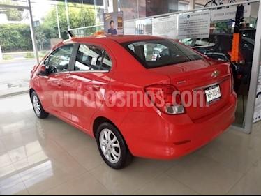Foto venta Auto Seminuevo Chevrolet Beat SEDAN LTZ STD (2018) color Rojo Granada precio $200,000