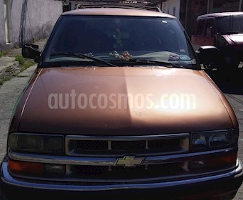 Chevrolet Blazer Auto. 4x4 usado (1998) color Marron precio BoF1.600