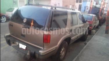 Foto venta carro usado Chevrolet Blazer Auto. 4x4 (2000) color Marron precio u$s2.200