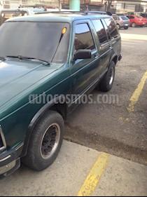 Chevrolet Blazer Blazer 4x2 usado (1995) color Verde precio BoF1.750