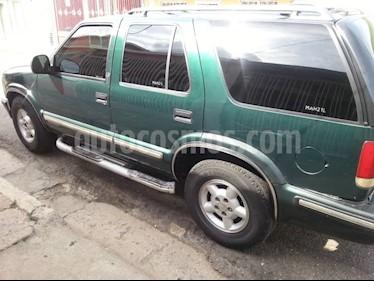 Foto venta carro Usado Chevrolet Blazer Blazer 4x2 (2000) color Verde precio u$s2.000
