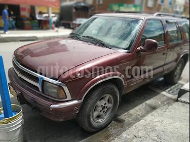 Chevrolet Blazer S-10 Sinc. 4x4 usado (1997) color Rojo precio $11.900.000
