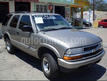 Foto venta Auto usado Chevrolet Blazer LT 4x2 Aut (2004) color Oro precio $79,500