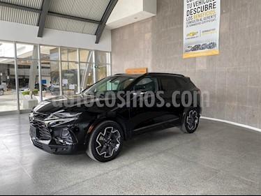 Chevrolet Blazer Piel usado (2019) color Negro precio $649,000