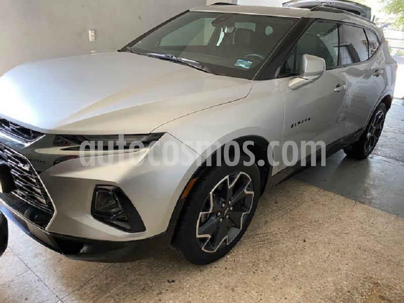 Chevrolet Blazer RS usado (2019) color Plata precio $598,000