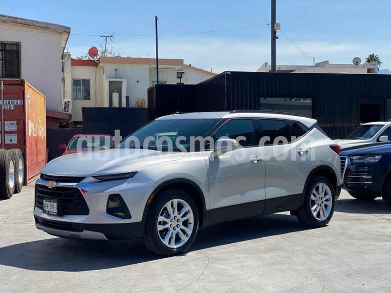 Chevrolet Blazer Piel usado (2020) color Plata precio $519,800