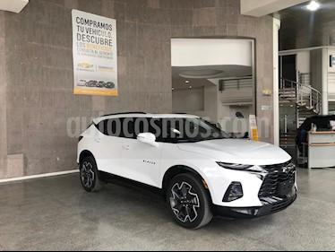 Chevrolet Blazer Piel usado (2019) color Blanco precio $675,000