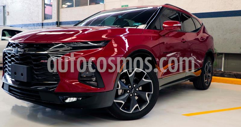 Chevrolet Blazer A-Ac Aut usado (2019) color Rojo precio $690,000