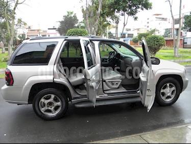 Chevrolet Blazer 2WD 4 puertas usado (2007) color Gris precio $3,200