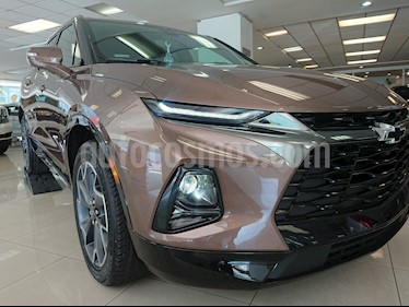 Foto venta Auto nuevo Chevrolet Blazer RS color Rojo Lava precio $759,900