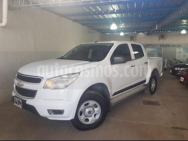 Foto venta Auto usado Chevrolet Blazer S-10 4.3 4x2 5 Puertas (2014) color Blanco precio $629.000