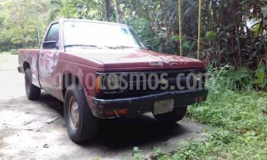 Foto venta carro usado Chevrolet Blazer S-10 4x2 V6,4.3i,12v A 1 2 (1992) color Rojo precio BoF1.500