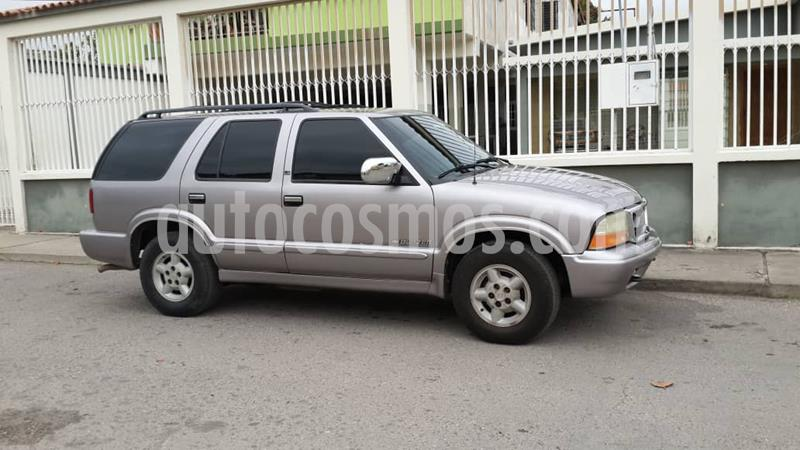 Chevrolet Blazer Auto. 4x4 usado (2002) color Plata precio u$s2.900