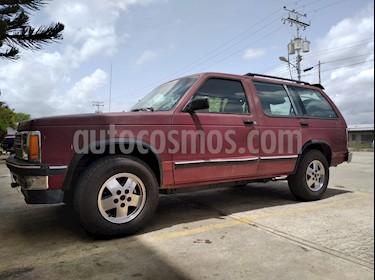 Chevrolet Blazer Auto. 4x4 usado (1992) color Rojo precio u$s1.700