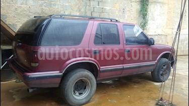 Chevrolet Blazer Auto. 4x4 usado (1996) color Rojo precio u$s900